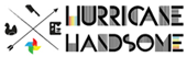 Hurricane Handsome Logo